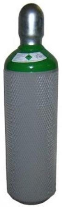 Plynová tlaková láhev mix CO2 ARGON, 8 litrů, 200 Bar, 1,9m3, plná, závit W21,8, s víčkem
