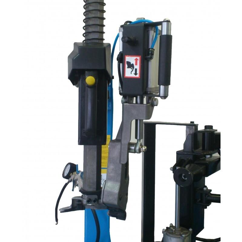 Pneumatická montážní hlava - montážní palec, pro zouvačky TC-02 a TC-03 - Golemtech