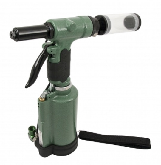 Pneumatická nýtovačka na trhací nýty, 3,2 - 6,4 mm - JONNESWAY JAT-0115V