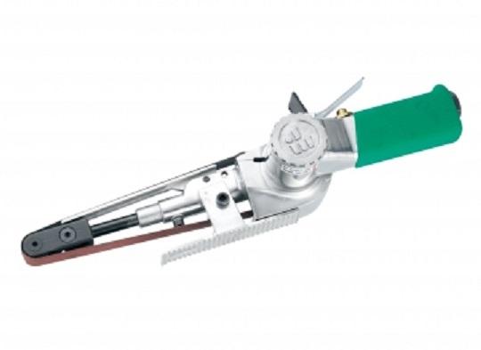 Pneumatická pásová bruska, široký pás 20mm - JONNESWAY JAS-6542