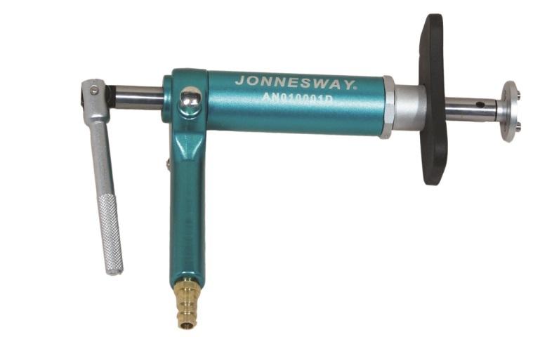 Pneumatická pístnice na zatlačení brzdových pístků - JONNESWAY AN010001D-1