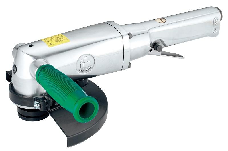 Úhlová bruska pneumatická, kotouč 180 mm - JONNESWAY JAG-6639