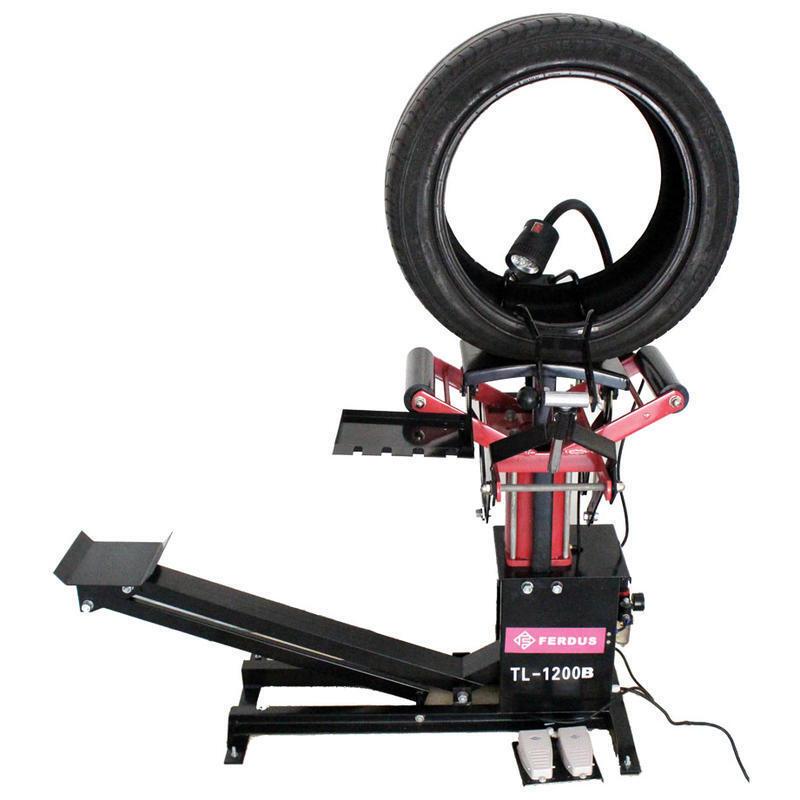 Roztahovák patek pneumatik TL-1200B, pneumatický, pro nákladní kola