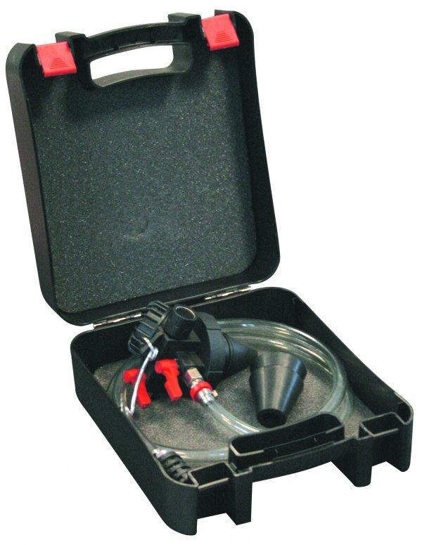 Podtlakový přípravek na výměnu chladicí kapaliny, s manometrem - ASTA