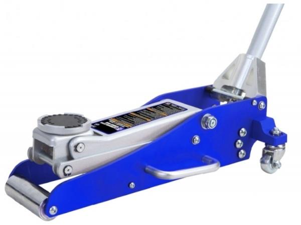 Pojízdný hydraulický zvedák 1.5t, hliníkový, nízkoprofilový 90 - 358 mm - QUATROS QS19115A