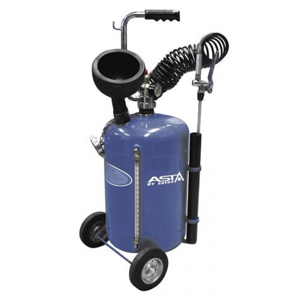 Postřikovač pojízdný pneumatický, 30 litrů, 10 bar - ASTA