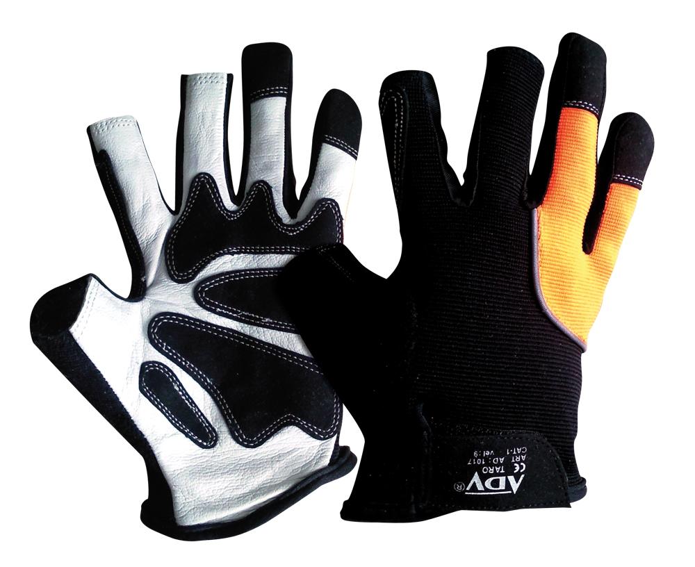 Pracovní rukavice TARO, velikost 10