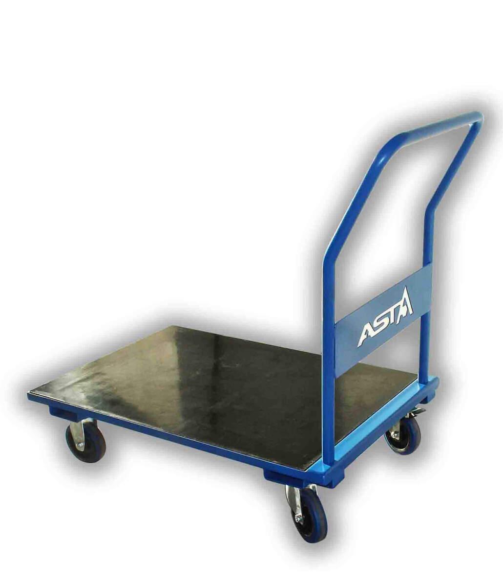 Přepravní vozík, extra nosnost 320 kg - ASTA