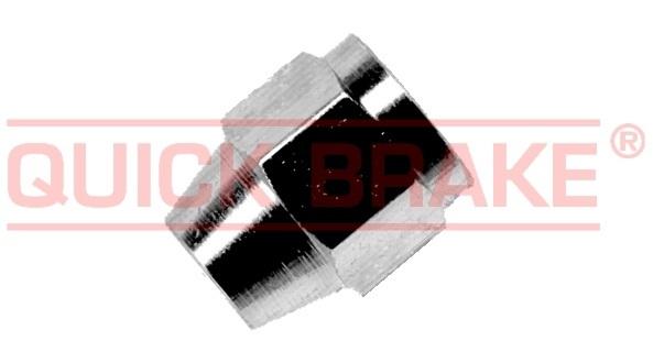 """Převlečná matice 3/8"""" x 24 UNF, na brzdové vedení"""