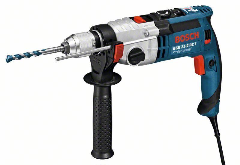 Příklepová vrtačka Bosch GSB 21-2 RCT Professional - 060119C700