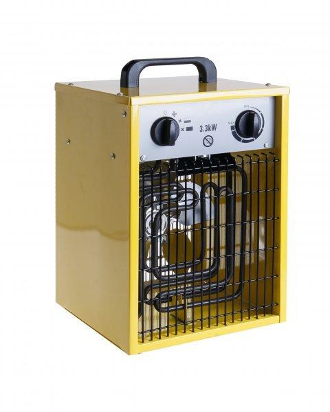 Přímotop - elektrické topidlo 3300 W, přenosné