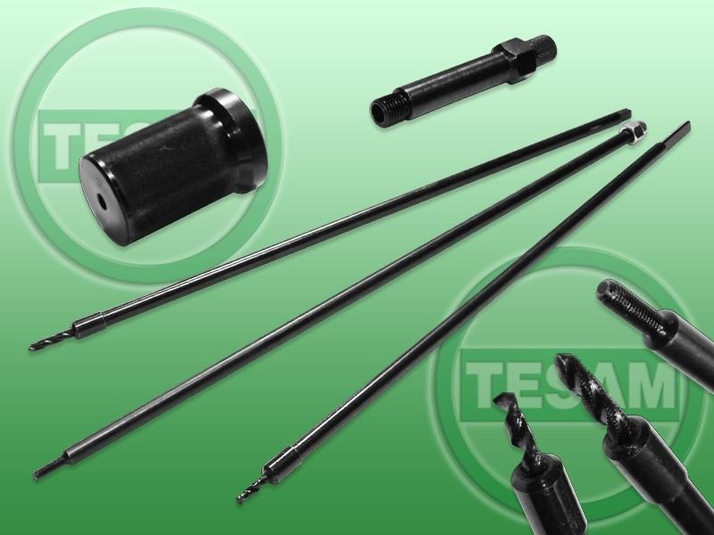 Přípravek na demontáž ulomené špičky žhavicí svíčky M8 x 1 - TESAM TS764