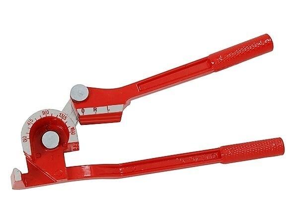 Přípravek na ohýbání trubek, ohýbačka 6, 8 a 10mm 180°