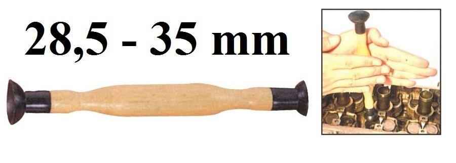 Přípravek na zabrušování ventilů 28,5 - 35 mm - JONNESWAY AI030010