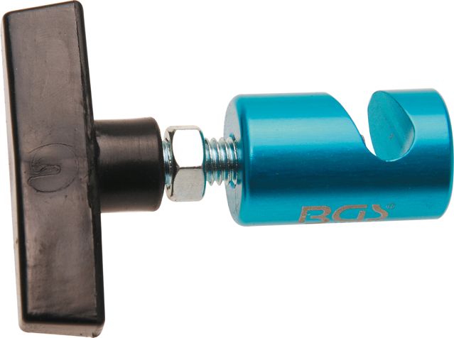Přípravek pro fixace kapoty a kufru automobilu při defektu vzpěry - BGS 2790