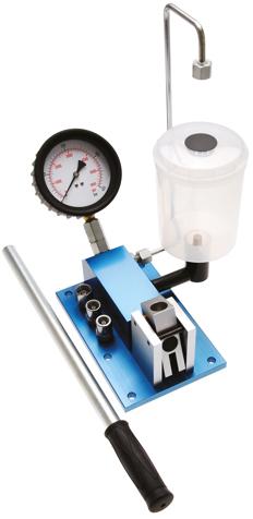 Přípravek pro měření tlaku vstřikování 400 Bar - BGS 62655