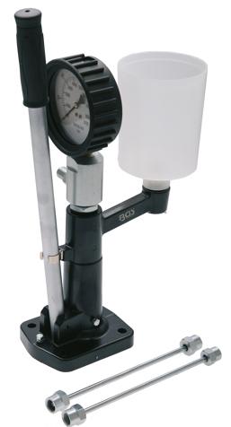 Přípravek pro měření tlaku vstřikování - BGS 62650