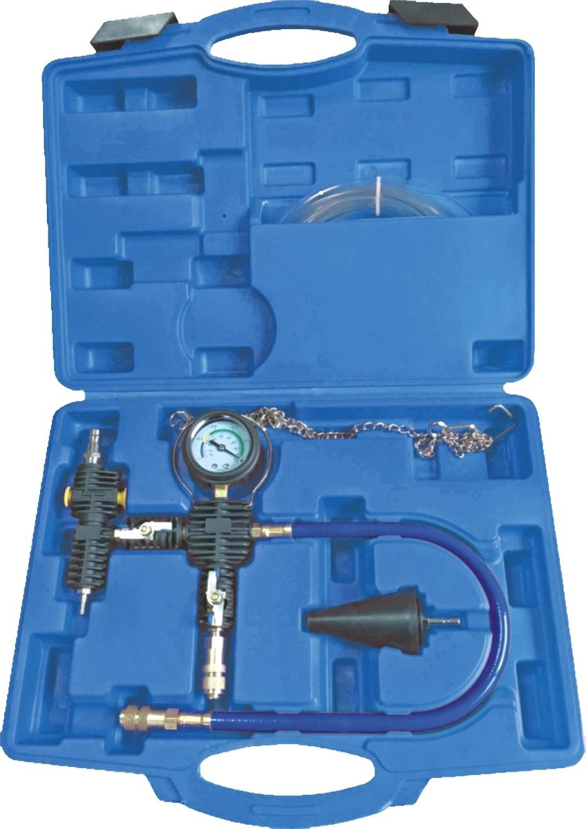 Přístroj pro plnění chladicích systémů motorů - QUATROS QS14030