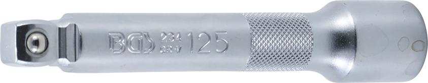 """Prodloužení 125mm 1/2"""" výkyvné 30° - BGS 0234"""