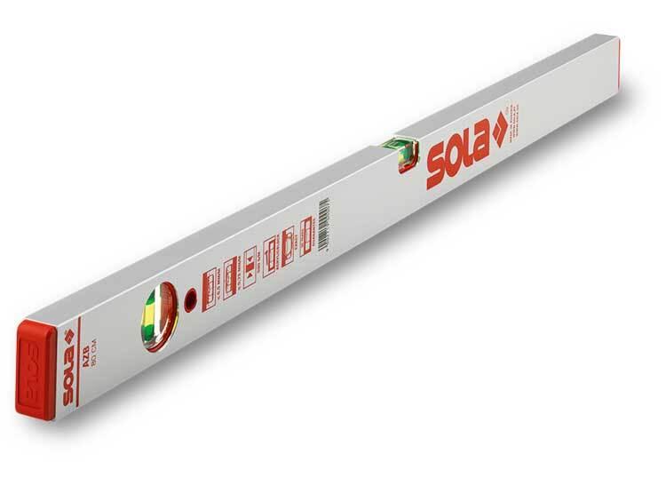 Vodováha profilová 150 cm - SOLA