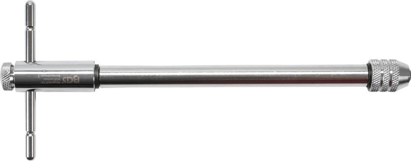 Ráčna závitníková M3-M8, prodloužený nástavec 225 mm - BGS 1982