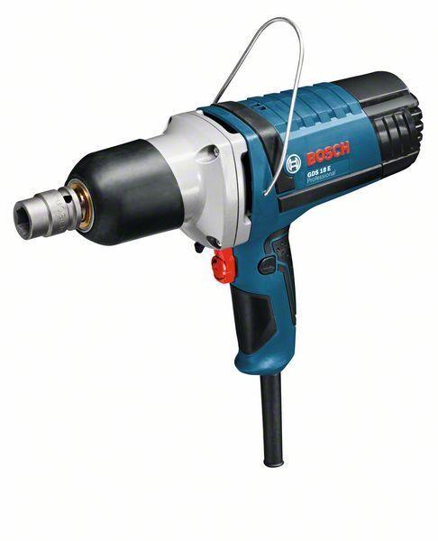 Elektrický rázový utahovák Bosch GDS 18 E Professional, 250 Nm - 0601444000