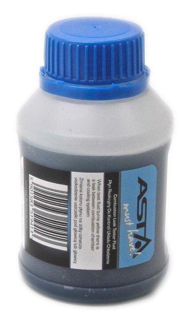 Reakční kapalina pro tester těsnosti a úniku CO2 pod hlavou ASTA A-1025, 250 ml - ASTA