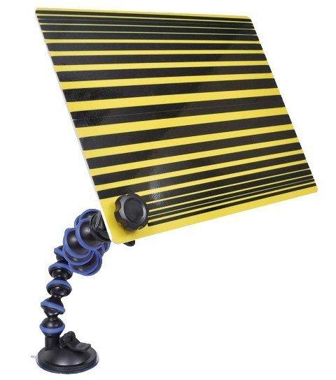 Reflexní deska pro vyrovnání plechu bez poškození laku, pro opravy PDR - SATRA