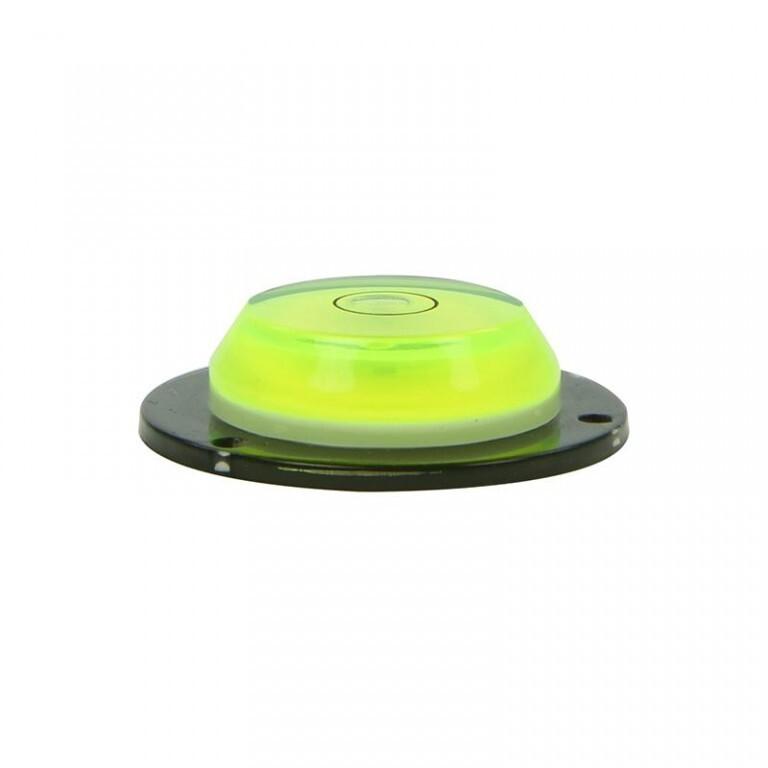 Rovinný kruh - vodováha, průměr 40 mm, pro vyvažovačku motocyklových kol