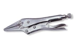 """Rychloupínací kleště samosvorné, rovné čelisti, 225 mm (9"""") JONNESWAY P36M09A"""