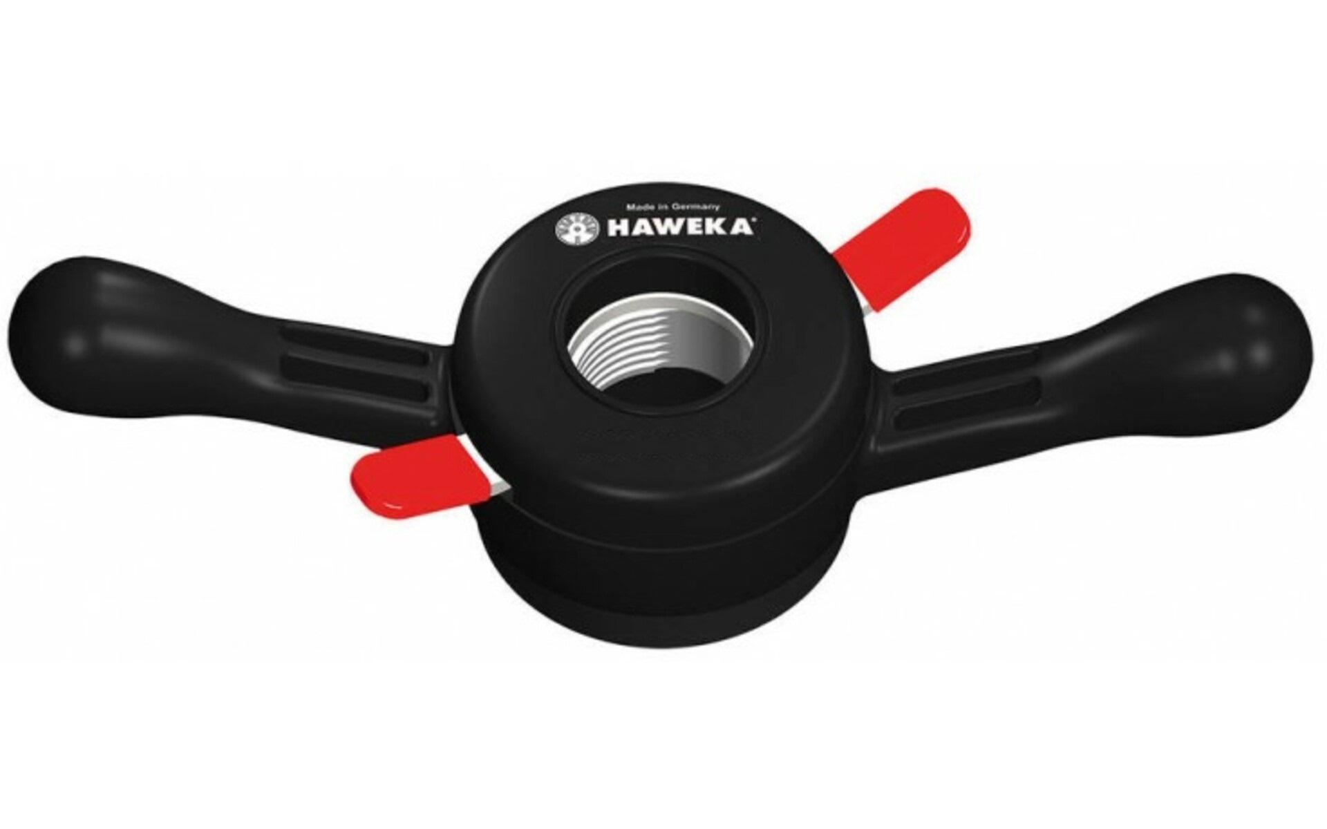 Rychloupínací matice 40x3 mm, pro vyvažovačky - HAWEKA ProGrip