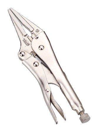 Rychloupínací kleště samosvorné, rovné čelisti, 170 mm - ASTA