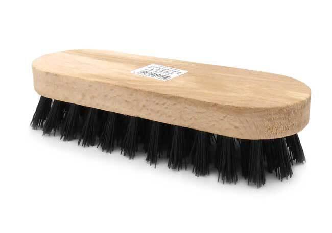 Rýžový kartáč - rýžák, 195 x 65 x 50 mm, dřevěný