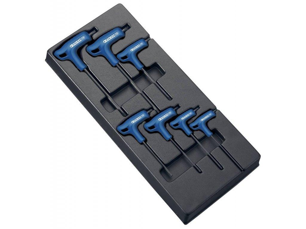 Sada 7 zástrčných klíčů Torx v modulu Tona Expert E121708