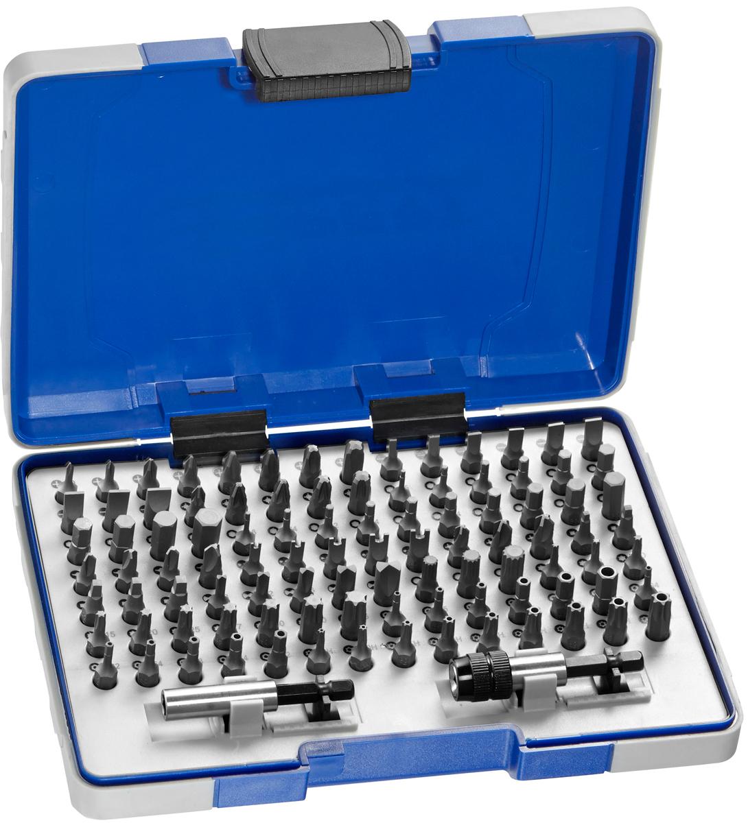 """Sada bitů 1/4"""" 100 dílů, 25 mm - Tona Expert E131709"""