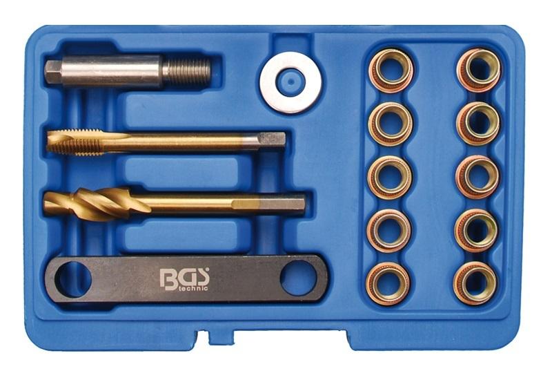 Sada na opravu závitů brzdových třmenů VAG- BGS 8408