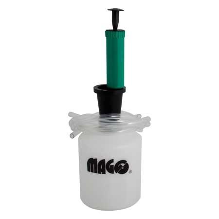Sada na výměnu oleje a provozních kapalin, pumpička s nádobkou 1,6l