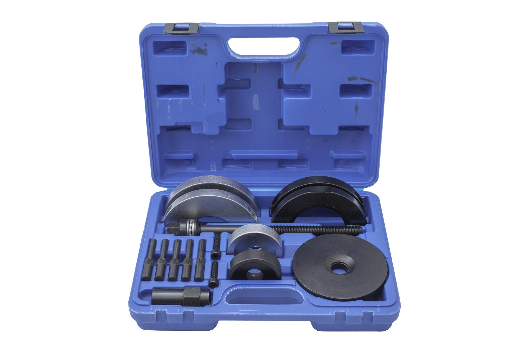 Sada pro montáž a demontáž ložisek kol (náboje) 72 mm VW, Škoda a další - QUATROS QS80432
