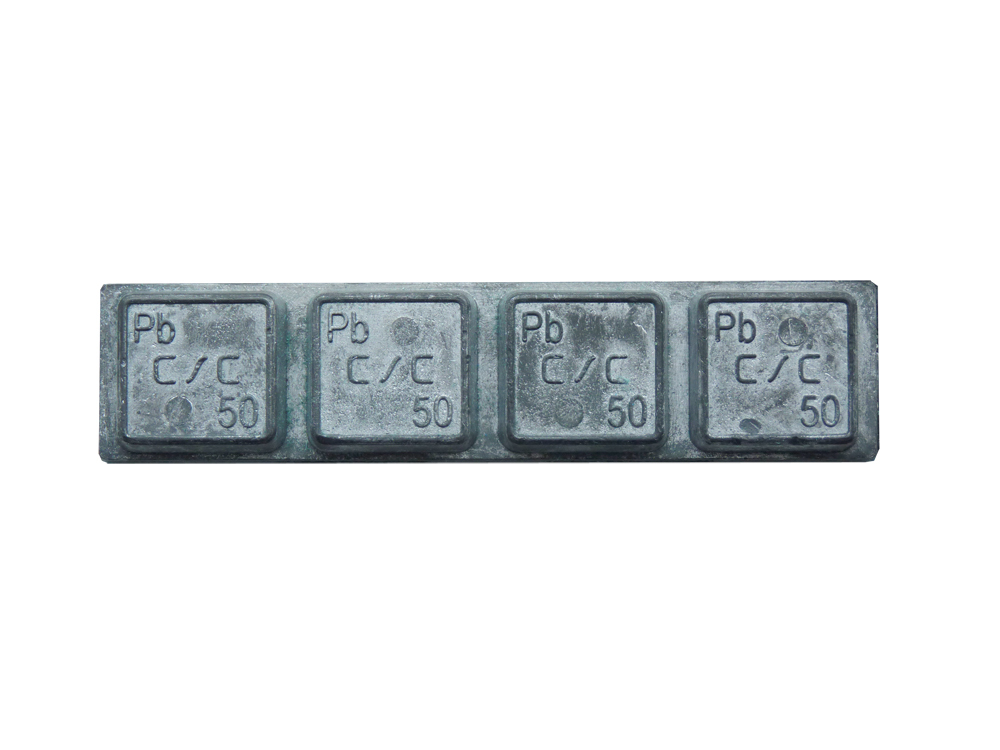 Samolepicí závaží TRUCK Pb 4 x 50g - 100 - 1 kus - Ferdus 144.02