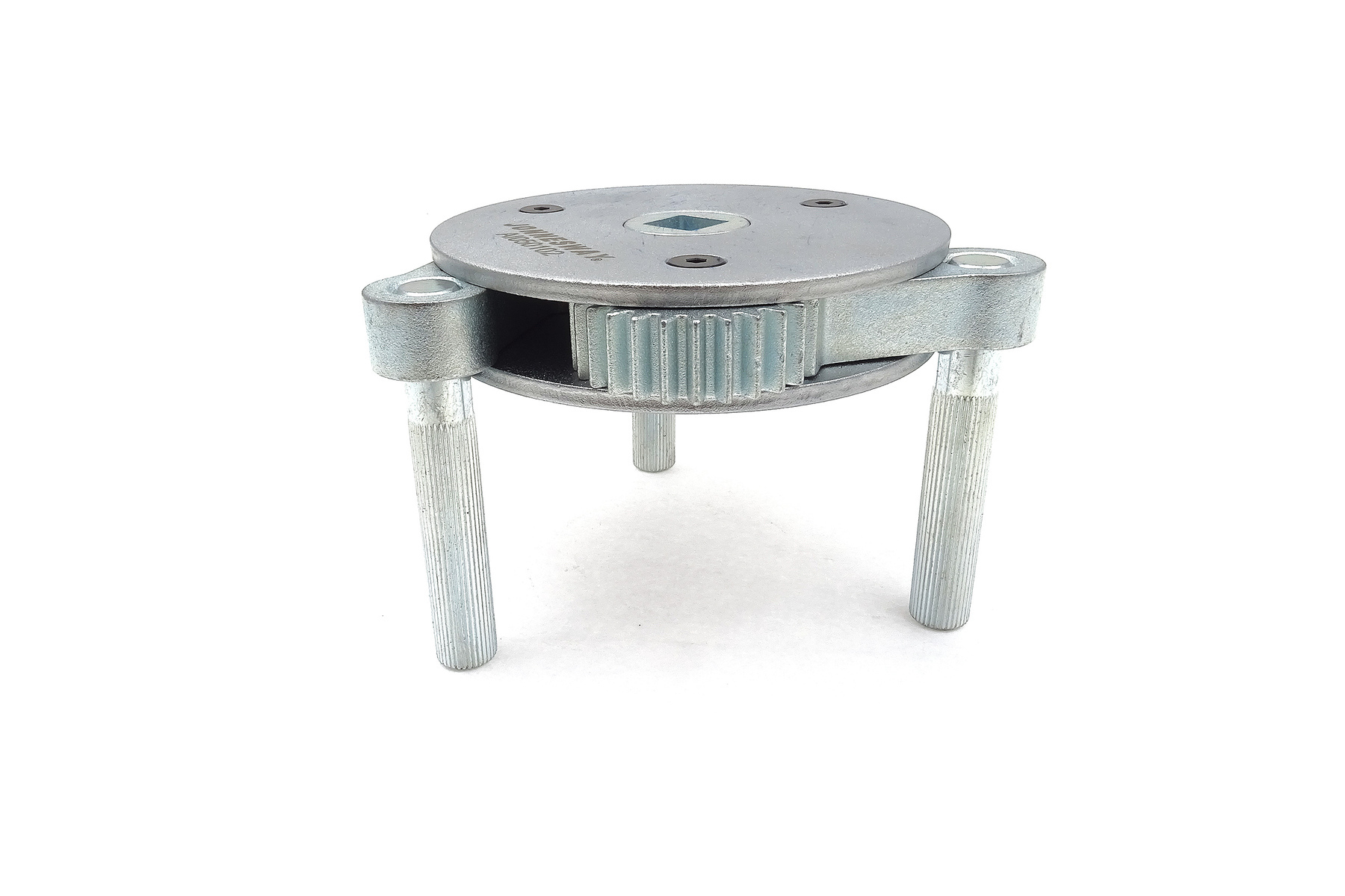Samonastavitelný tříramenný klíč na olejové filtry, 95-165 mm - JONNESWAY AI050102