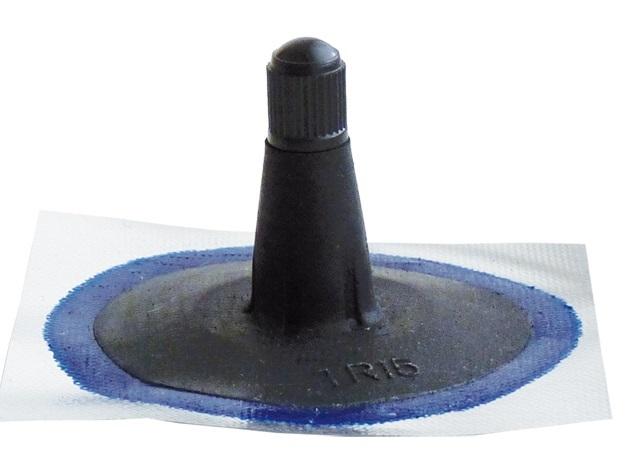 Samovulkanizační ventil GP5/16-S s podložkou VS, průměr 66 mm, VAN - 1 kus - Ferdus 7.12