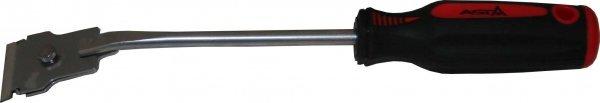 Škrabka s vyměnitelnou čepelí - nožem - ASTA