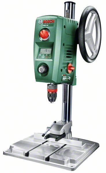 Sloupová, stojanová vrtačka stolní Bosch PBD 40 - 0603B07000