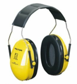 Sluchátka, chránič sluchu- PELTOR Optime1 - H510A-40