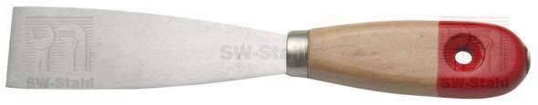 Špachtle lakýrnická pro tmelení, šířka 30 mm - SW Stahl