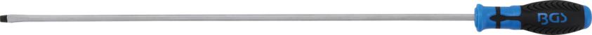 Šroubovák plochý 6 mm, extra dlouhý 450 mm - BGS 731