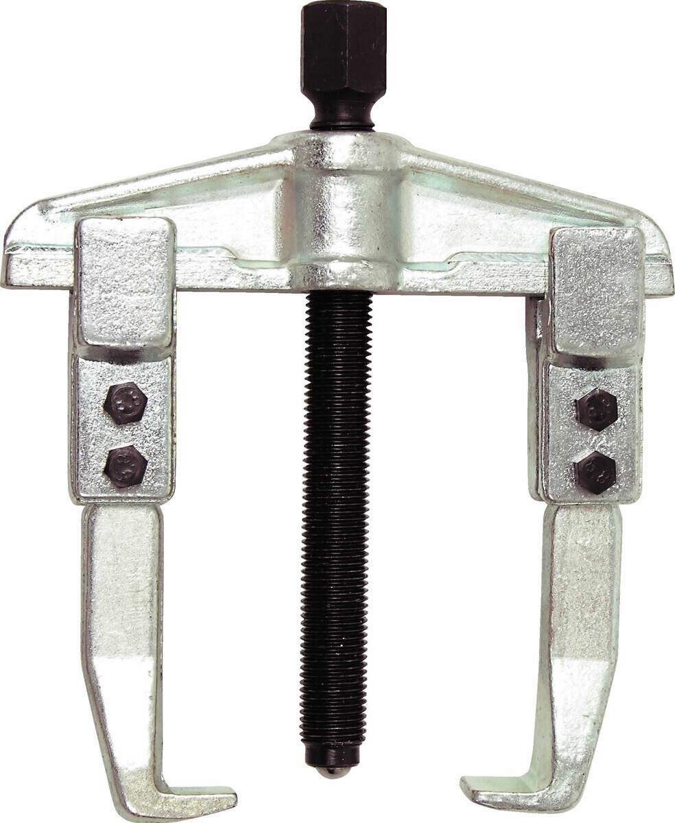 Stahovák dvouramenný 80 x 100 mm, univerzální - QUATROS QS11167