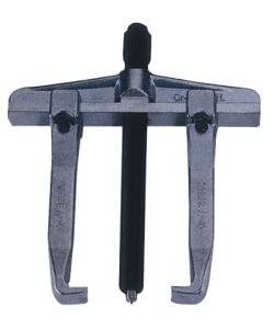 Stahovák dvouramenný, univerzální s posuvnými rameny, velikost 120 mm - JONNESWAY AE310045