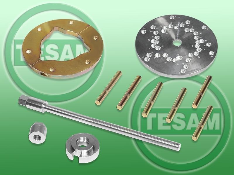 Stahovák na náboje OPEL INSIGNIA, k hydraulickým sadám - TESAM TS1818