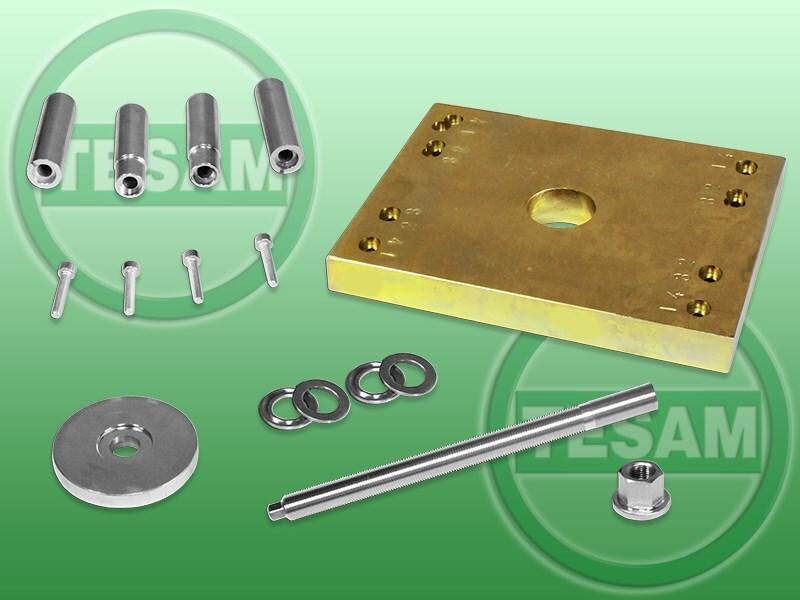Stahovák na vstřikovače 3.0 HPI, k hydraulickým sadám - TESAM TS394